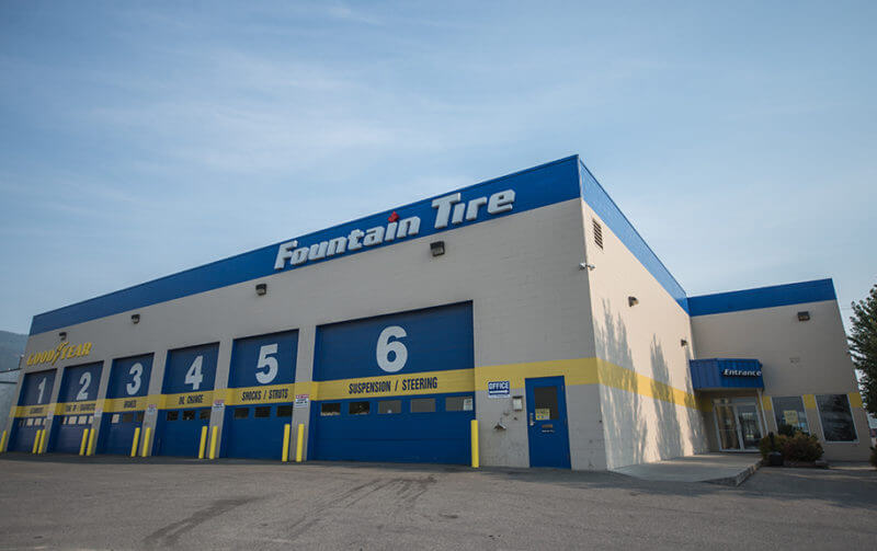 Image result for fountain tire vernon about